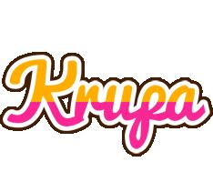 Krupa smoothie logo