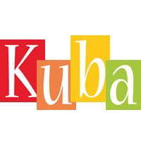 Kuba colors logo