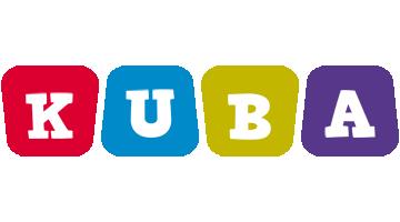 Kuba kiddo logo