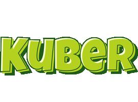 Kuber summer logo