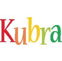 Kubra birthday logo
