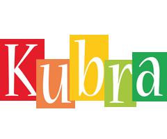 Kubra colors logo
