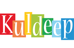 Kuldeep colors logo