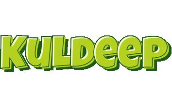 Kuldeep summer logo