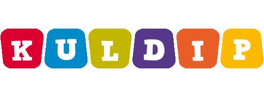 Kuldip kiddo logo