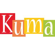 Kuma colors logo