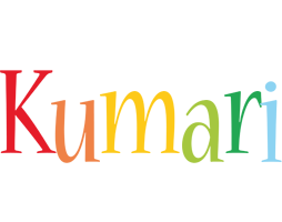 Kumari birthday logo