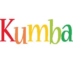 Kumba birthday logo