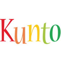Kunto birthday logo