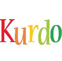 Kurdo birthday logo