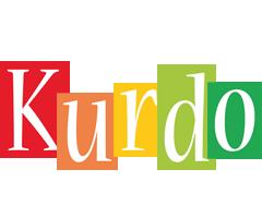Kurdo colors logo