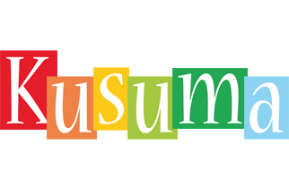 Kusuma colors logo