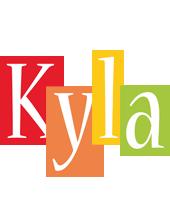 Kyla colors logo