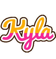 Kyla smoothie logo