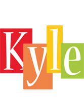 Kyle colors logo