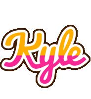Kyle smoothie logo