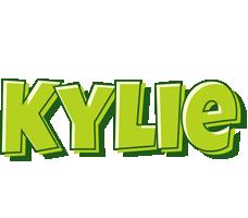 Kylie summer logo