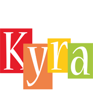 Kyra colors logo
