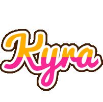 Kyra smoothie logo