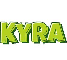 Kyra summer logo