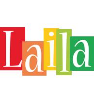 Laila colors logo