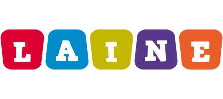 Laine kiddo logo