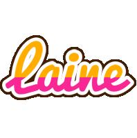 Laine smoothie logo
