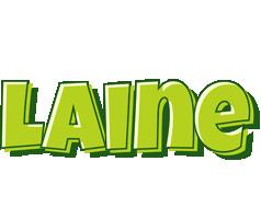 Laine summer logo