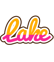 Lake smoothie logo