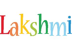 Lakshmi birthday logo