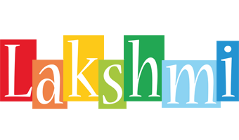Lakshmi colors logo