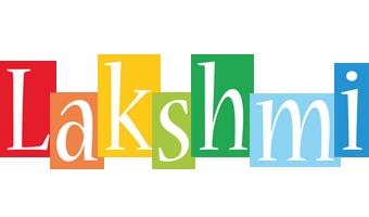 Lakshmi colors logo