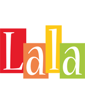 Lala colors logo