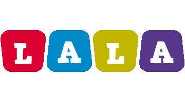 Lala kiddo logo