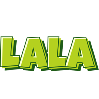 Lala summer logo