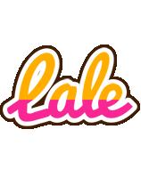 Lale smoothie logo