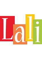 Lali colors logo