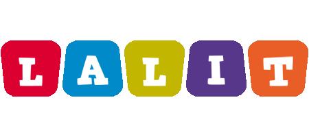 Lalit kiddo logo