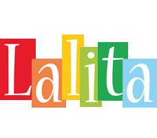 Lalita colors logo
