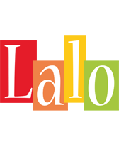 Lalo colors logo