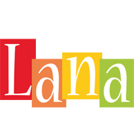 Lana colors logo