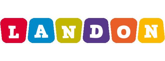 Landon kiddo logo