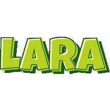 Lara summer logo
