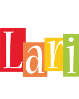 Lari colors logo