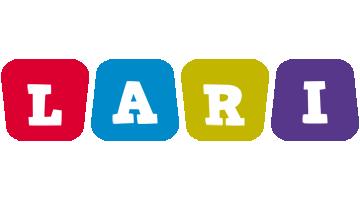 Lari kiddo logo