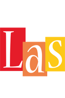 Las colors logo