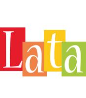Lata colors logo