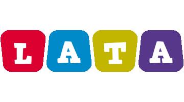 Lata kiddo logo