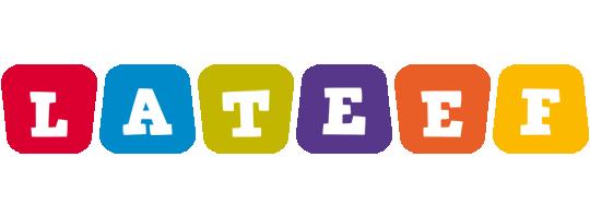 Lateef kiddo logo