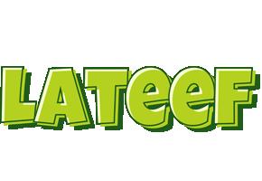 Lateef summer logo